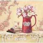 Chintz and Tulips