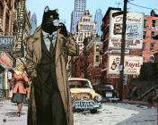 Blacksad, New-York...