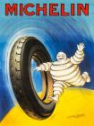Michelin and the Tyre Man (Bibendum)