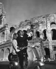 Louis Armstrong, Rome, 1949